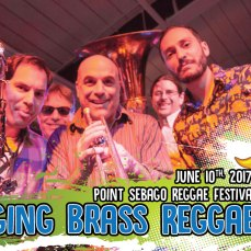 RagingBrassReggae point sebago